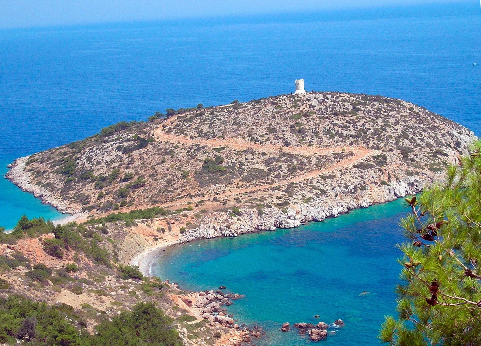греческий остров Хиос – без визы в 2018 году