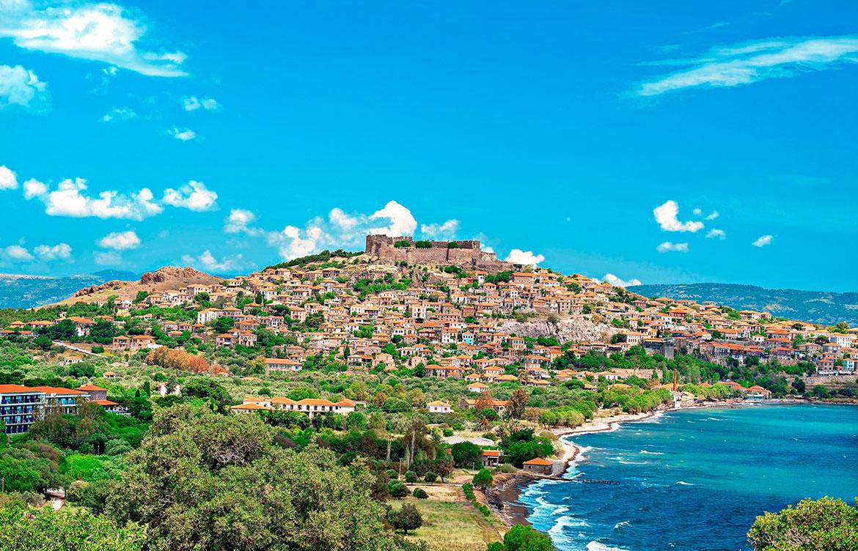 греческий остров Лесбос – без визы в 2018 году