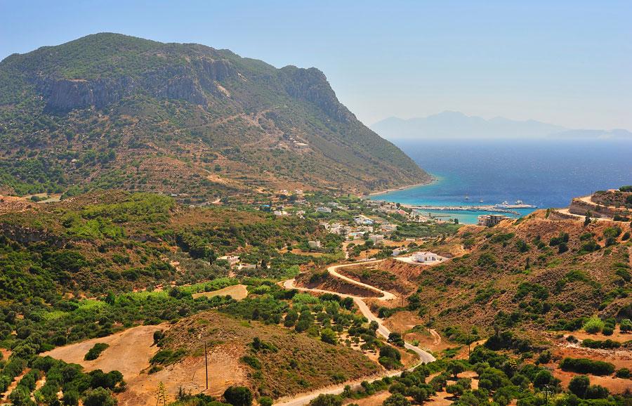 греческий остров Кос – без визы в 2018 году