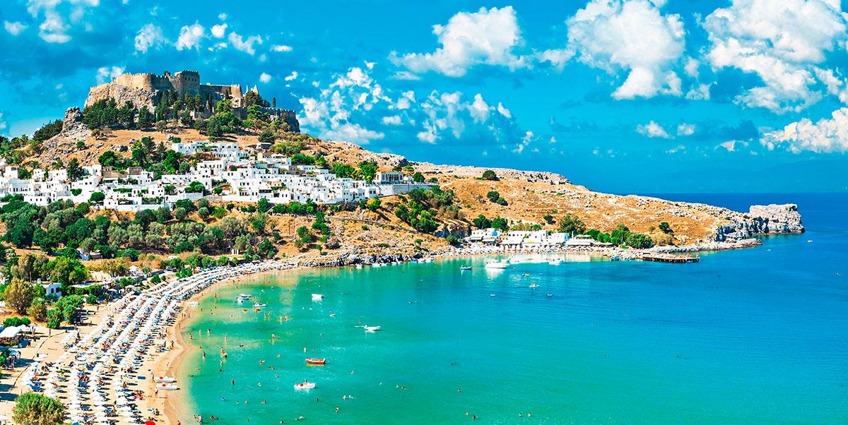 греческий остров Родос – без визы в 2021 году