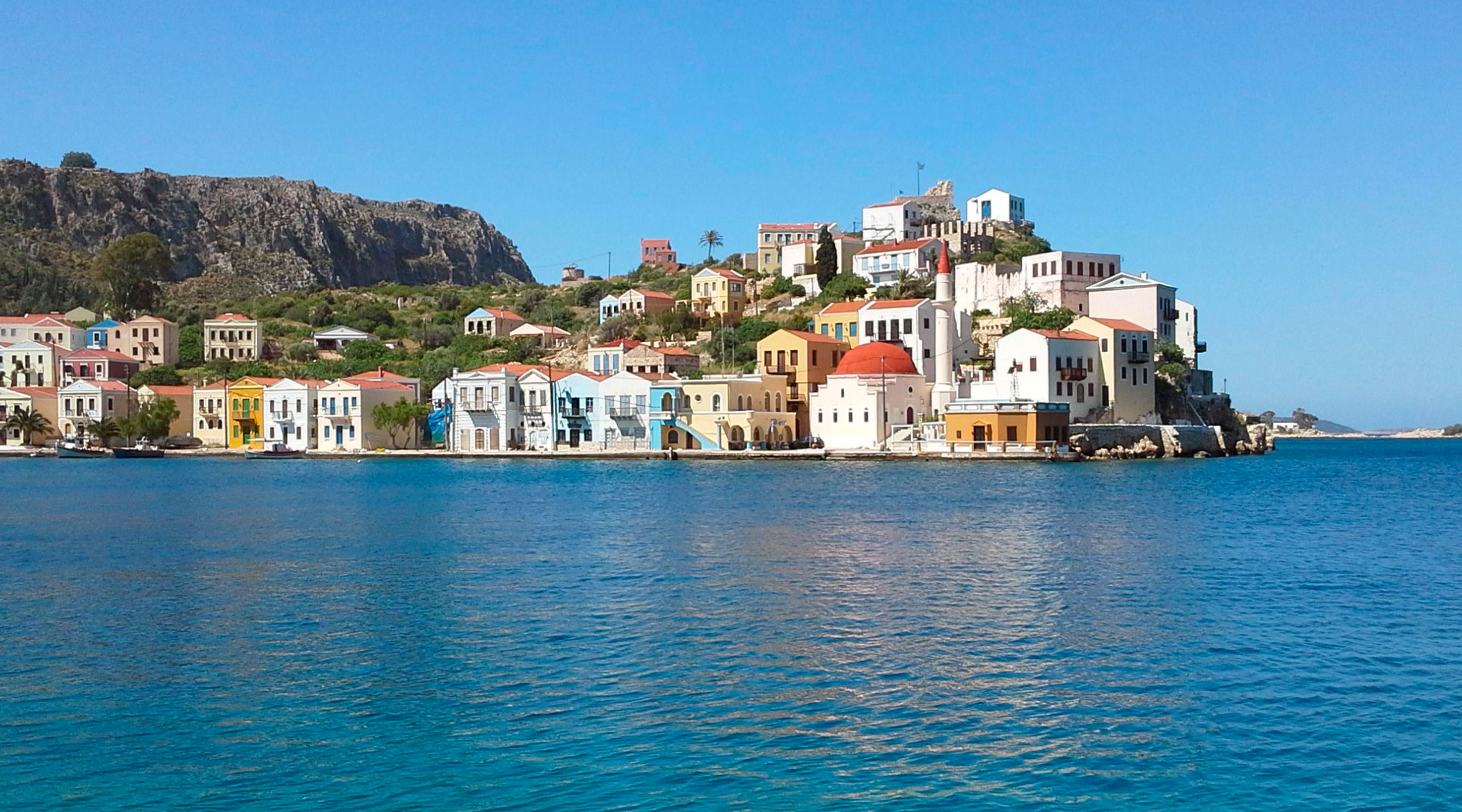 греческий остров Кастелоризо – без визы в 2021 году
